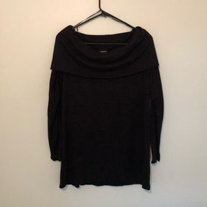 a.n.a Off the shoulder sweater